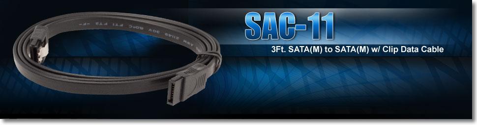 SATA Male to SATA Male Cable